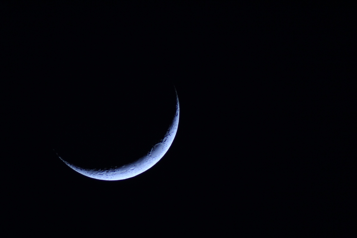 هلال رمضان رمزيات 2020